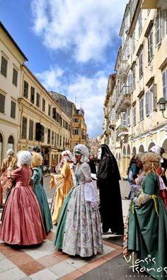 Corfu Carnival!