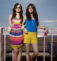 Throwback Demi and Selena from the People Magazine special circa 2008/2009