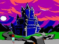 Deadpan Flook and The Blog Of Stuff!: Random Retro - The Black Cauldron (PC)