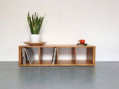 Sonor Storage Bench Seating and Record Player Vinyl storage or TV Cabinet Stand by DerelictDesign on Etsy https://www.etsy.com/uk/listing/527383006/sonor-storage-bench-seating-and-record