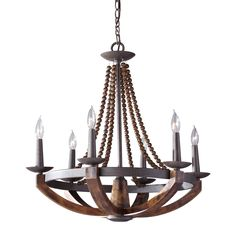 Shop Feiss  F2749/6RI/BWD Adan 6-Light Chandelier at ATG Stores. Browse our chandeliers, all with free shipping and best price guaranteed.