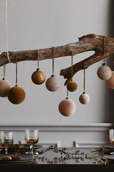 Christmas Tree Decorations, Holiday Decor, Natural Home Decor, Christmas Candle, Sweet Home, Room Decor, Interiors, Holidays, Kids