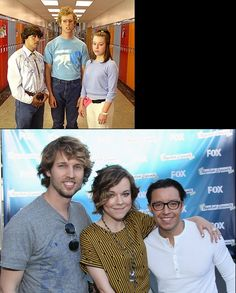 Napoleon Dynamite...then and now
