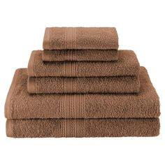 Superior 6-Piece Towel Set