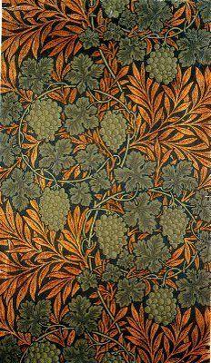 Rose Briar — William Morris Textiles