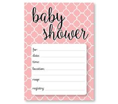 Free printable baby shower invitations baby shower ideas themes free printable baby shower invitation templates pink invitations for a girl baby shower filmwisefo