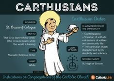 Catholic quotes, infographics, memes and more resources for the New Evangelization. Gallery: Religious Congregations of the Catholic Church.