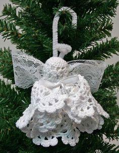 DIY Christmas Angel : DIY Easy Angel Crafts