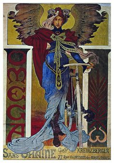 1890 OMEGA SANS CHAINE