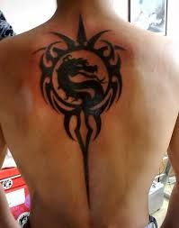 mortal kombat tattoo - Google Search
