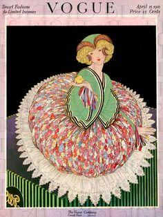 IMPRESIONANTE magnífico VOGUE rara aleta Pascua Vintage ilustración. Descarga digital. Imprimir Pascua vintage.