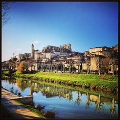 Auch à Midi-Pyrénées Sites Touristiques, France, Four Square, City, Places, Travel, Beautiful, Ideas, Cities