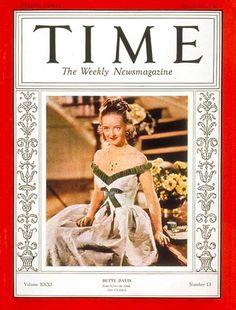 Bette Davis | March 28, 1938