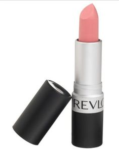 """Revlon Lipstick in """"Pink Pout"""". Another one of my favorite drugstore lipsticks. & its MATTE!!"""