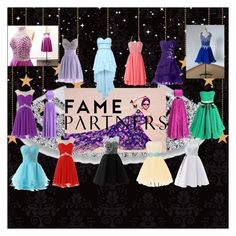 """""""Hello Homecoming with Fame & Partners: Contest Entry"""" by sasisfashion on Polyvore featuring Bling Jewelry and Fame & Partners"""