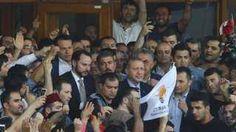 President Recep Tayyip Erdogan condems coup attempt in turkey