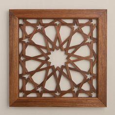 Find it at the Foundary - 31 in. Al Shams Handmade Lattice Panels