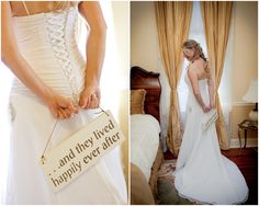 WE love antique victorian Bed & Breakfast places to get ready for a wedding. Awesome stuff.