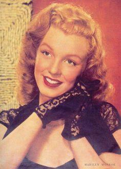 Norma Jeane ~ Marilyn Monroe 1948
