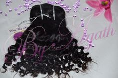Tissages cheveux naturels kinky curly.