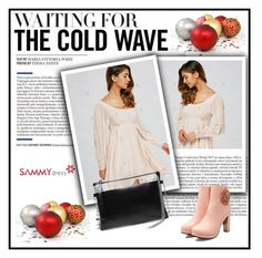 """""""Winter style 44."""" by qara-c ❤ liked on Polyvore featuring Winter, sammydress and polyvoreset"""