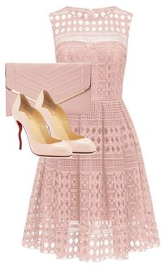 """Untitled #111"" by sosomi on Polyvore featuring Sasha and Christian Louboutin"