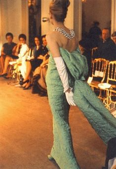 Balenciaga. 1963.