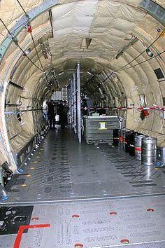 C-160 Transall - Transportflugzeug der Luftwaffe