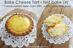 DreamersLoft: Hokkaido Bake Cheese Tart