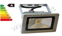 € 7,99 - Faro faretto a led per esterno alta luminosità illuminazione luce bianca fredda 10 Watt basso consumo
