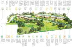 Atelier Project Renderings + Plans: Les Terrasses de Saint Clément