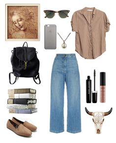 """Sophisticated"" by konstantina98 ❤ liked on Polyvore featuring Xirena, Rachel Comey, J.Crew, Forever 21, Coach, Native Union, Marc Jacobs, NYX and Chart Metal Works"