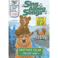 Brother bear:On my way sing along (Dvd)
