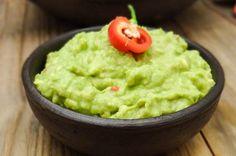 Receita de Guacamole - Malas e Panelas