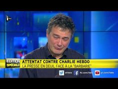Charlie Hebdo: l'immense émotion de Patrick Pelloux - YouTube #jesuischarlie #charlieHebdo
