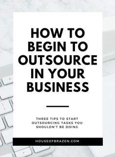 Are you overwhelmed by the amount of tasks that you have to do and keep up within your business? Oh my God, do I feel you. Well in today's episode I'm going to be talking to you about how to start outsourcing some of those tasks that is just super overwhelming, so you can run your business far more efficiently and stay sane (most of the time!)