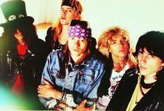 ❤ Guns N' Roses