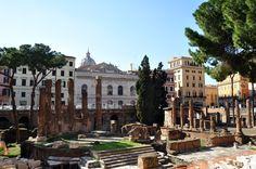 Área Sacra - Los templos más antiguos que se conservan en Roma