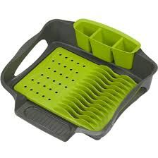 Dish Rack The Self Draining Makes A Welcome Addition To Your Kitchen