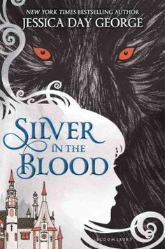 Silver in the blood by Jessica Day George. In 1897, seventeen-year-olds Dacia and Lou, New York socialites and cousins, visit their maternal homeland of Romania and learn the family secret--that they are shapeshifters, expected to take their rightful places and marry proper husbands.