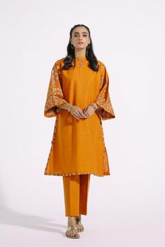 EMBROIDERED SUIT (E0008/103/207) | ETHNIC