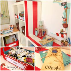 Inspiration Pirate Theme, Toddler Bed, Pirates, Furniture, Home Decor, Child Room, Ticket Invitation, Bedrooms, Homemade Home Decor
