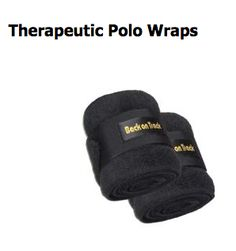 Back on Track® Polo Wraps help improve mobility and performance using FAR infrared heat waves. Made of fleece material with more elasticity than is usually found in regular polo wraps, Back on Track P Horse Boots, Horse Tack, Polo Wraps, Thermal Heat, Horse Therapy, Horse Exercises, Barrel Horse, Horses And Dogs, Back On Track
