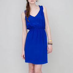 Jessie Dress Cobalt Blue, $135, now featured on Fab.