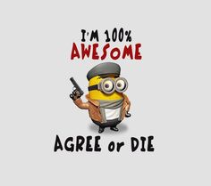 1000+ images about Minions on Pinterest  Im awesome, Uriah and Brother