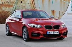 BMW 220i Coupé vs amg a45 Decisions decisions Practicality and aesthetics or speed and fun?!!