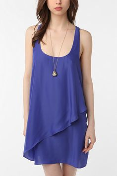 Silence & Noise Layered Tank Dress from Urban Outfitters $69