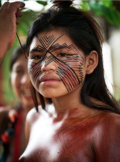 Resultado de imagen de mulheres yawanawá