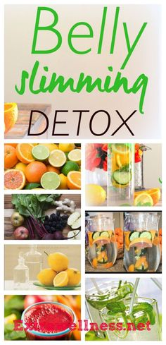 >> Homemade Belly slimming Detox Recipe - ExtraWellness