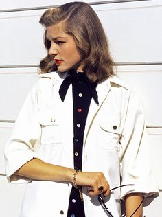 """deforest: """" """" Lauren Bacall photographed by John Engstead, c. 1945 """" """""""